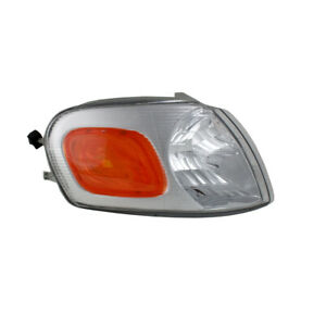 Turn Signal / Parking / Side Marker Light Front Right TYC 18-5029-01-9