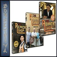 THE REPAIR SHOP - COMPLETE SERIES 1 2 & 3 COLLECTION  ** BRAND NEW DVD ****