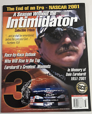 DALE EARNHARDT 5 MAGAZINES SPORTS ILLUSTRATED AUTOWEEK COLLECTIBLE TRIBUTES