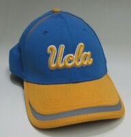 UCLA Bruins New Era 39Thirty Fitted Hat/Cap California LA University Blue Gold