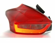 Pilotos traseros LED Ford Focus 3 15-18 hatchback rojo ahumado US LDFO54WP XINO