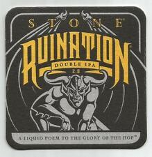 16 Stone Ruination Double IPA Beer Coasters