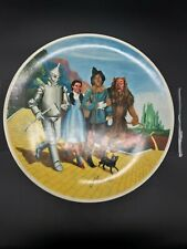 """1979 Knowles Collector Plates Wizard of Oz """"The Grand Finale"""" Limited Edition"""