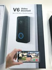 720P Smart Doorbell Wifi Video Doorbell - Free Cloud Storage