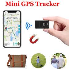 Gf07 Mini Magnetic Spy Gps Tracker Real-time Car Truck Vehicle Locator Gsm Gprs