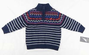 Nautica baby Boys Sweater Jumper  sizes 12,18 Months