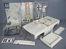 Rare Vintage New Tamiya 1/10 Blazing Blazer Body Decal set with built Spoiler