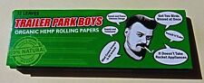 Trailer Park Boys Organic Hemp Rolling Papers