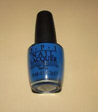Neuf / Vernis à ongles / O.P.I nail lacquer / Bleu