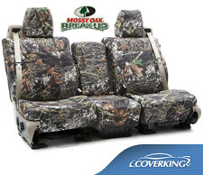 NEW Full Printed Mossy Oak Break-Up Camo Camouflage Seat Covers / 5102024-12