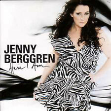 Jenny BERGGREN - ACE OF BASEHere I am 2-track CARD SLEEVECD SINGLEuniversal