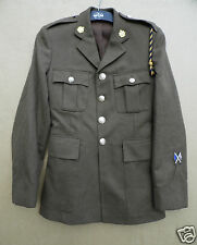 GEN. BRITISH ARMY ISSUE NO2 DRESS UNIFORM JACKET -FADS- ROYAL LOGISTICS CORPS