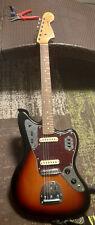 Vintage Fender Jaguar E-Gitarre (Kaum Gebraucht, ohne Seiten.)