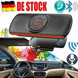 Bluetooth Auto Freisprecheinrichtung Visier Car Kit Kfz Freisprecheinrichtung DE