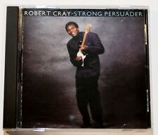 Robert Cray 1991 Strong Persuader  EX Cond. Blues