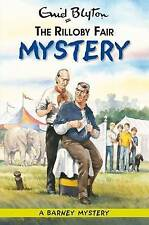 The Rilloby Fair Mystery (Barney Mysteries)-ExLibrary