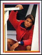 David Charvet: Matt Brody #83 Baywatch Merlin 1993 Sticker (C1255)