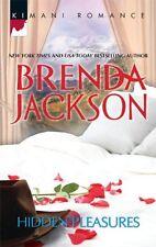 Hidden Pleasures (Forged of Steele) by Brenda Jackson