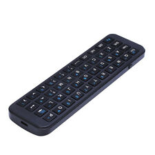 iPazzport Bluetooth Wireless Remote QWERTY Keyboard For Apple TV 2 Apple TV 3