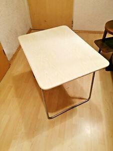 Alter DDR Klapptisch Gartentisch Terassentisch Tisch Camping DDR