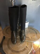 Authentic  MARIO VALENTINO Boots Women''s used sz 7,5