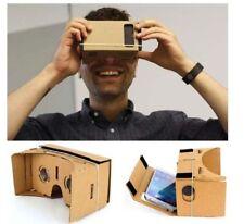 Casque Lunettes réalité virtuelle 3D carton Google Cardboard VR