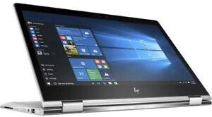 """HP Elitebook X360 1030 G2 13.3"""" FHD Touch i5-7300U 8GB 256GB SSD IR Cam FPReader"""