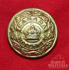 Canada MILITIA Uniform Button (inv9116)