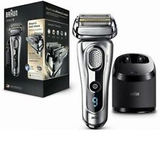 BRAUN Series 9 Shaver 9291cc NEW & OVP with Cleaning Station Wet & Dry NEW