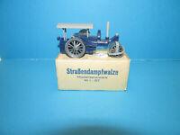alte Modell Straßendampfwalze 1:87 Spur H0 VEB Annaberg Buchholz 1026 160/501
