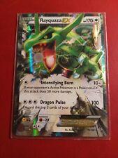 Rayquaza EX 75/108 Roaring Skies - Near Mint Ultra Rare Pokemon Card