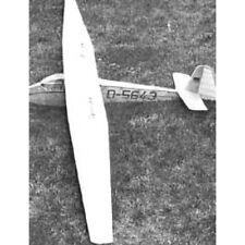 Bauplan L-Spatz 55 Modellbau Modellbauplan Segler