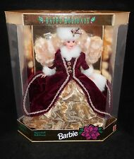 Happy Holidays Special Edition 1996 Barbie Doll - Free Shipping