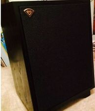 PAIR FLOOR STANDING SPEAKERS KLIPSCH HERESY III BRAND NEW ! WARRANTY - BLACK