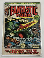 Marvel Comics Group Fantastic Four #126 1972 Issue
