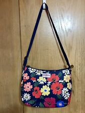 Cath Kidston London Floral Shoulder Cross-Body Bag Purse