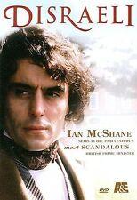 Disraeli (DVD 2-Disc Set)  IAN MCSHANE A&E     NEW