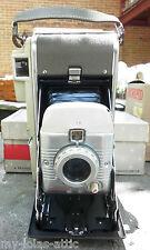 1957 Vintage Polaroid Model 80A Highlander Camera MINT with Original Box