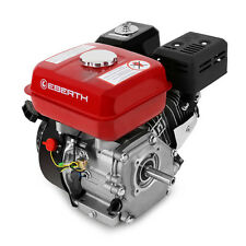 EBERTH 6,5 CV 4,8 kW moteur à essence thermique 4 temps 1 cylindre onde 20mm