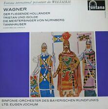 SINFONIE-ORCHESTER DER BAYERISCHEN STAATSOPER MUNCHEN- EUGEN JOCHUM  - LP - MONO