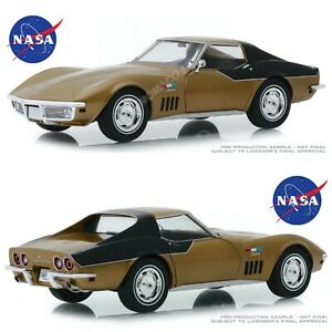 1/24 Greenlight Chevrolet Corvette 1969 Astrovette Nasa Apollo XII Astronaute