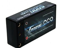 Gens Ace LiPo Batterie 5000 mAh 50 C 7.4 V 2s2p rigide Shorty-b50c5000-2shc29