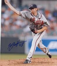 TOMMY  HANSON  ATLANTA  BRAVES   SIGNED  AUTOGRAPHED  8X10   PHOTO   W/COA  DECE