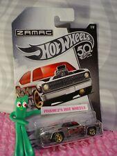 Plymouth Duster Propulsor #7 Walmart Zamac 50th Aniversario ✰ Rojo ✰ 2018