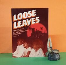 WGF Poland: Loose Leaves/missionaries/Aborigines/Cooktown (Queensland) biography