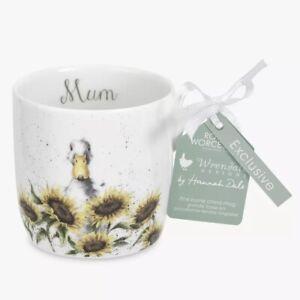 Royal Worcester - Wrendale Designs Mum Sunshine Mug