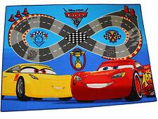 Disney Cars 3 Teppich 133 x 95 cm Kinderteppich Kinder Auto Spielteppich Cars 01