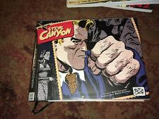 Steve Canyon 1947-48 Milton Caniff Library of America Comics HC