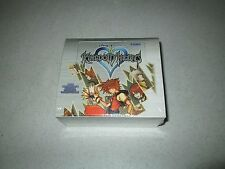 Disney Kingdom Hearts TCG Booster Box 24 Packs Square Enix Tomy FREE SHIPPING