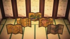 Full Japanese Screen Set (5pcs) - Animal Crossing New Horizons